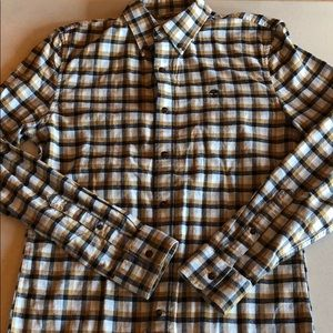 Timberland slim fit flannel
